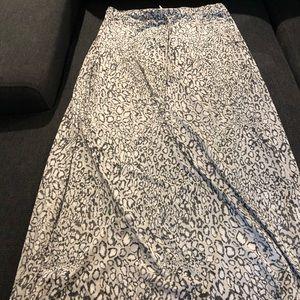 Michael Kimora long skirt